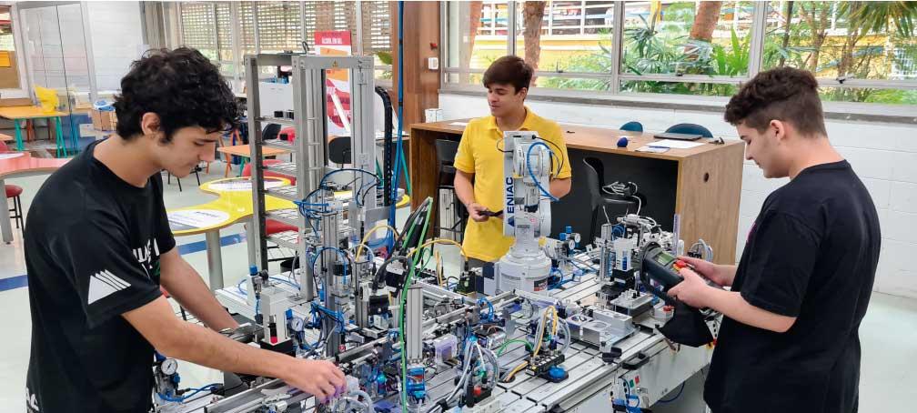 O Futuro do Trabalho no Eniac é Hoje!