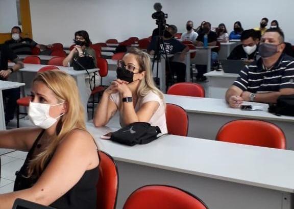 ENIAC sai na frente e retoma as aulas com alunos veteranos dia 11